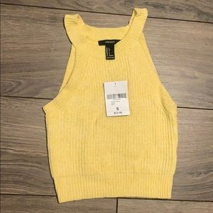 Forever 21 crop top, Small